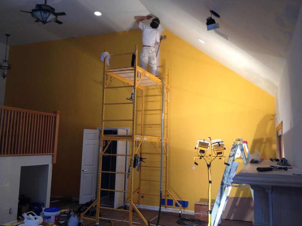 Interior Wall Treatments